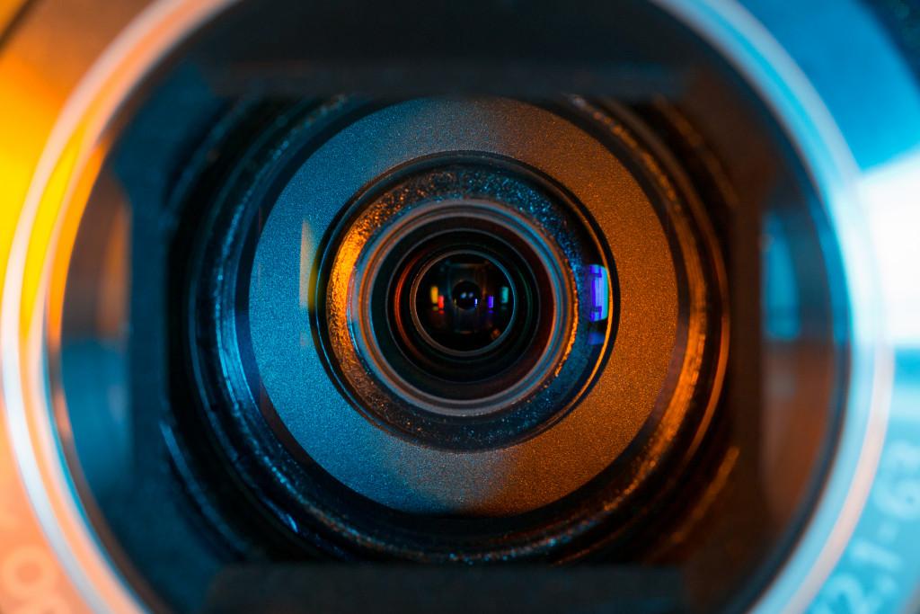 camera closeup